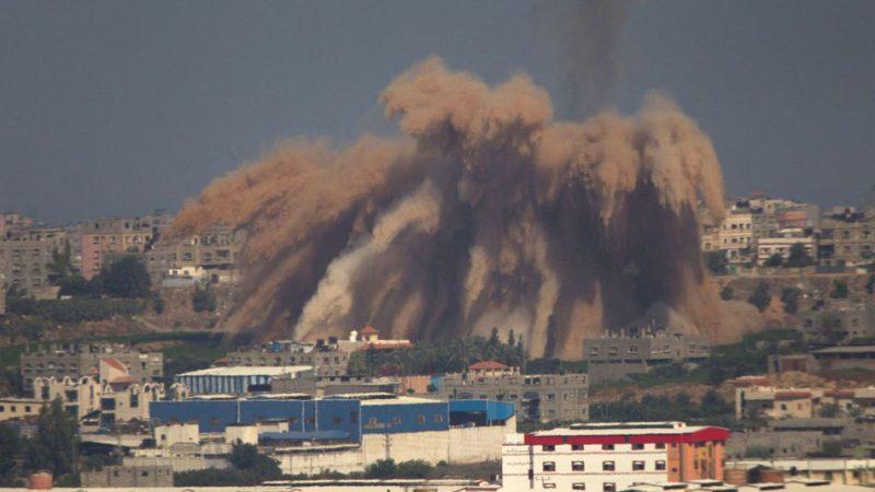 ISRAEL BOMBING GAZA – The 21st Century