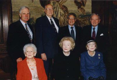 The Deep State: Follow the Rothschild, Soros, and Rockefeller Money Billionaires_for_population_control_turner_gates_soros_rockefeller