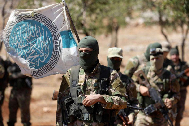 USA, Türkei, ISIS, Al-Qaida und Taliban bilden eine glückliche Familie