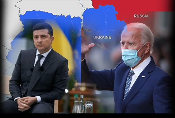 Warum drängt die Biden-Administration die Ukraine, Russland anzugreifen?